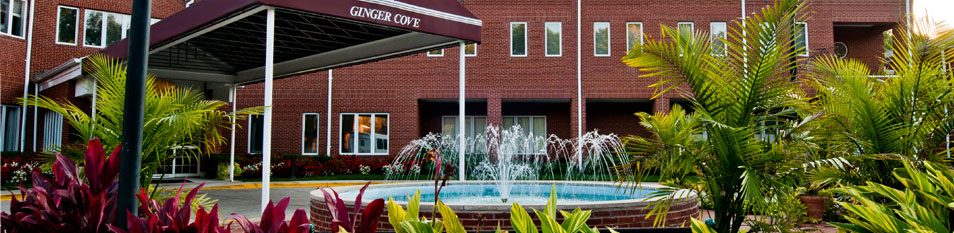 Welcome to Annapolis' premier continuing care retirement community at Ginger Cove