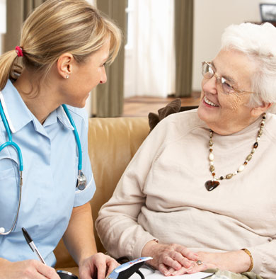 Healthcare Apartment Support at Ginger Cove