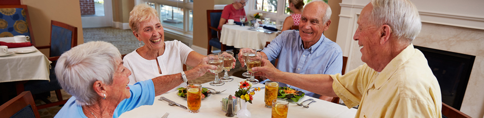 Learn about Ginger Cove Retirement Community