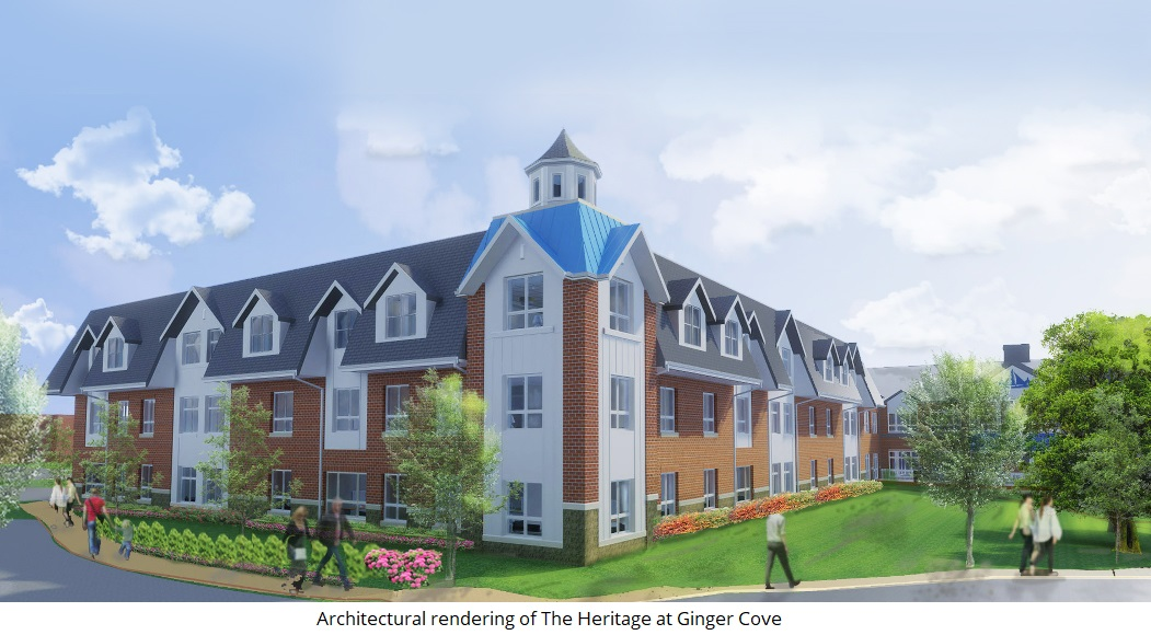 The Heritage at Ginger Cove